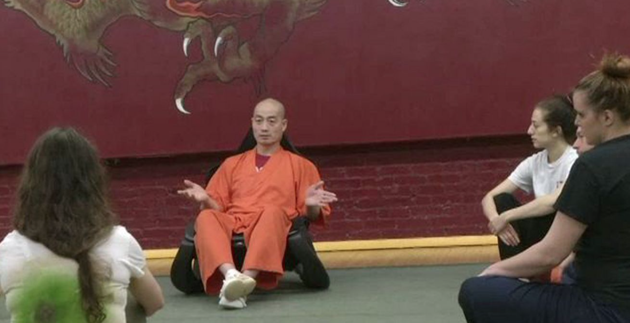 NY1's Celebrates Asian American History Month at the USA Shaolin Temple