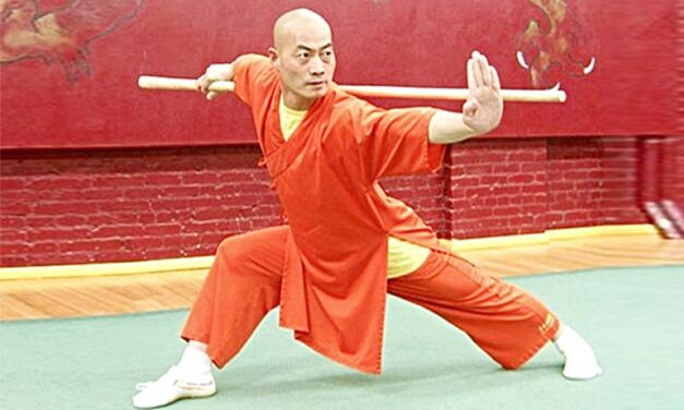 The Shaolin Staff