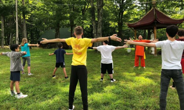 3 Essential Benefits of Youth Shaolin Kung Fu